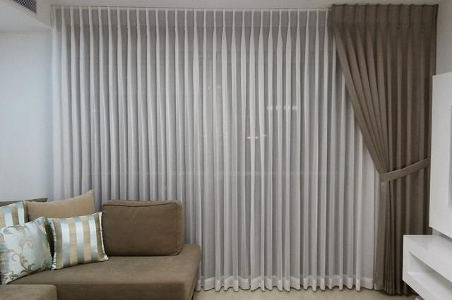 Mecanismos para cortinas elegantes y funcionales